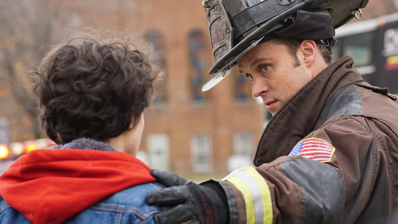 Chicago Fire Season 4 :Episode 11  Pfad der Zerstörung