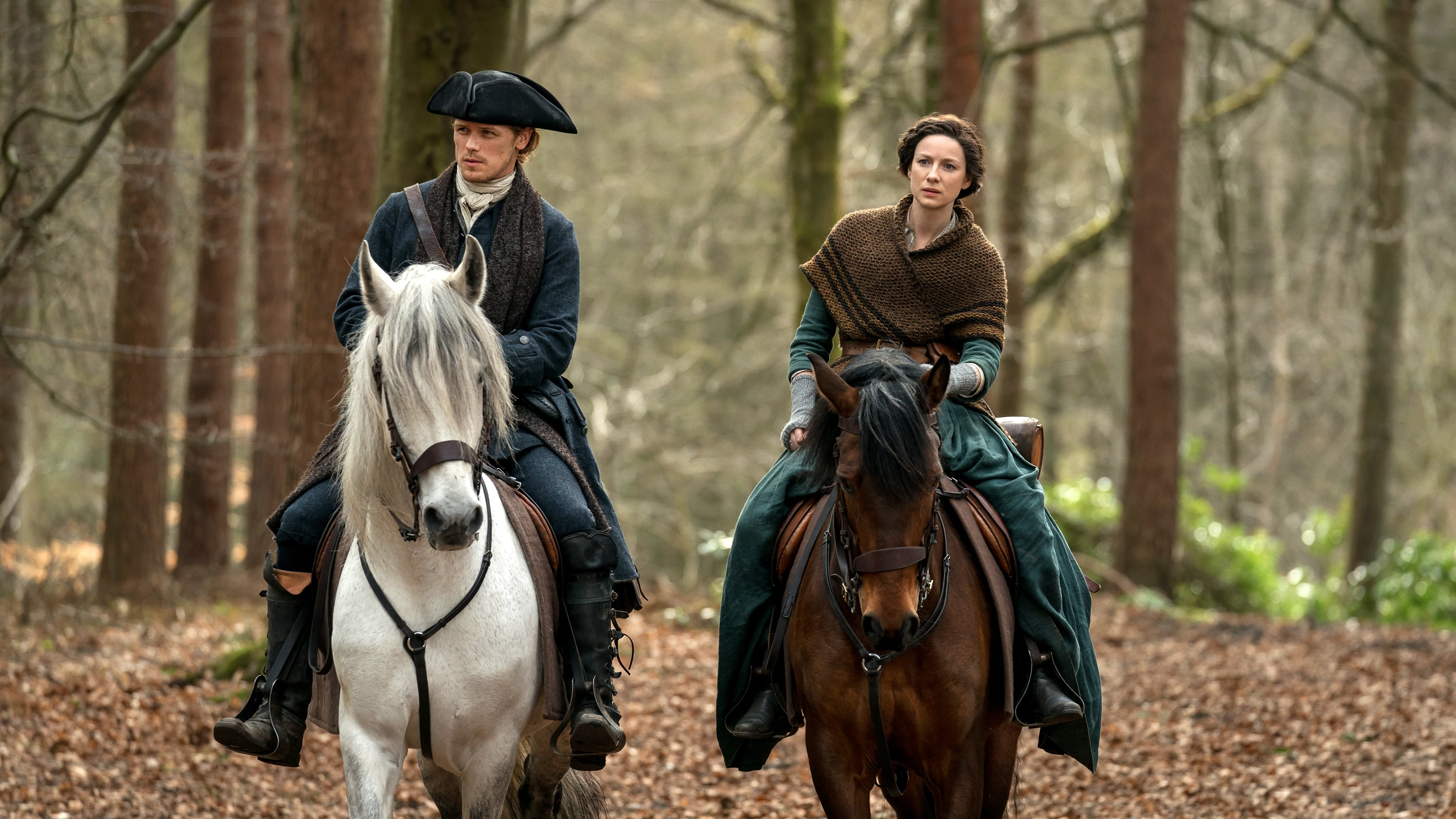 Outlander Season 4 :Episode 9  The Birds & The Bees