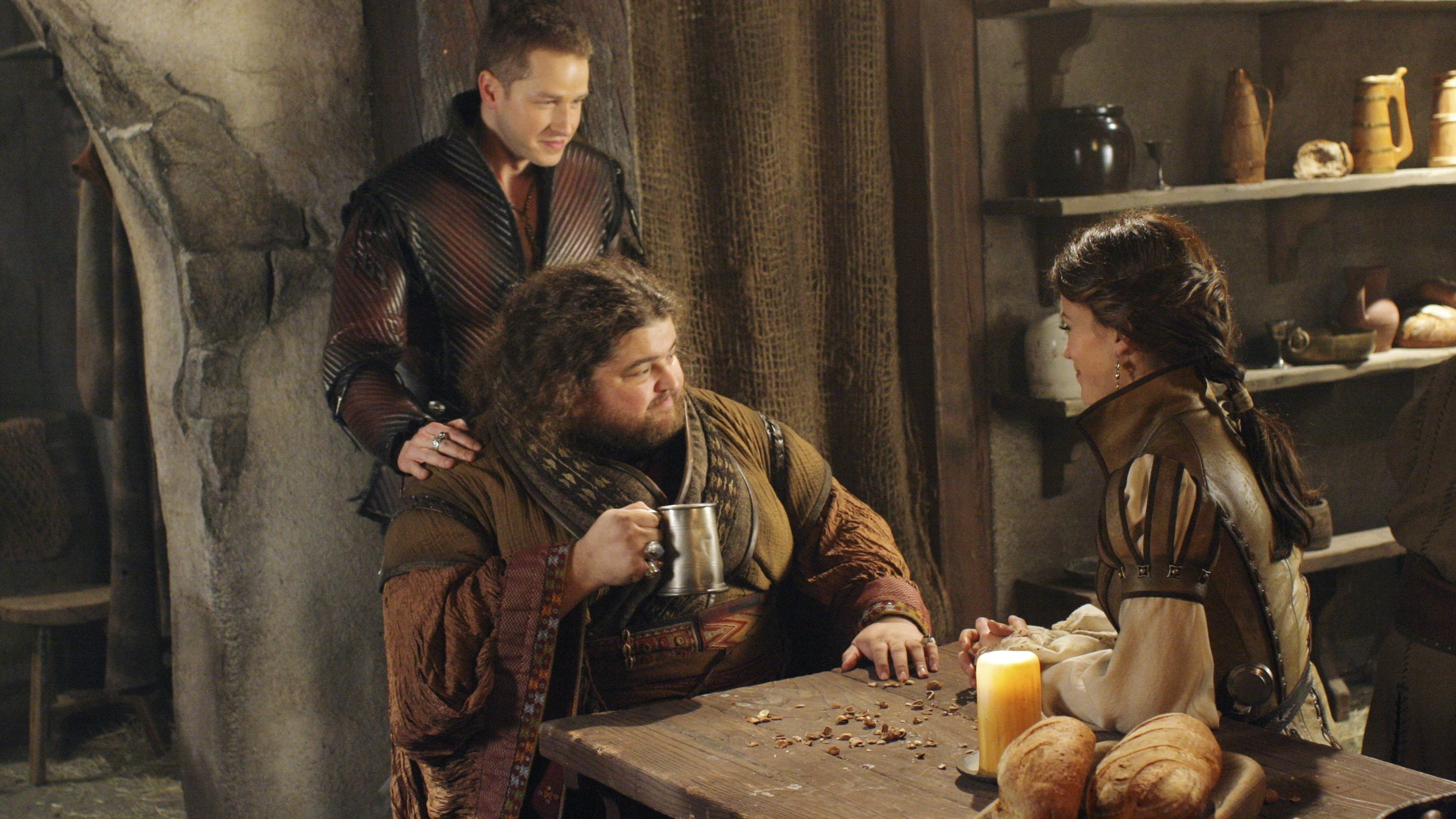 Once Upon a Time Season 2 :Episode 13  Tiny