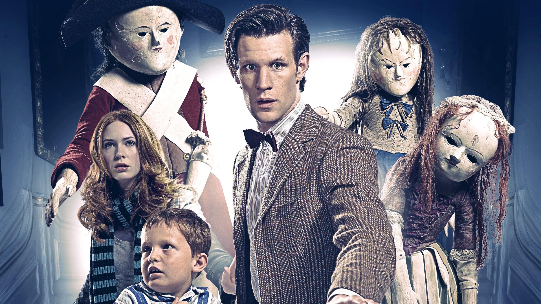 Doctor Who Season 6 :Episode 9  Night Terrors