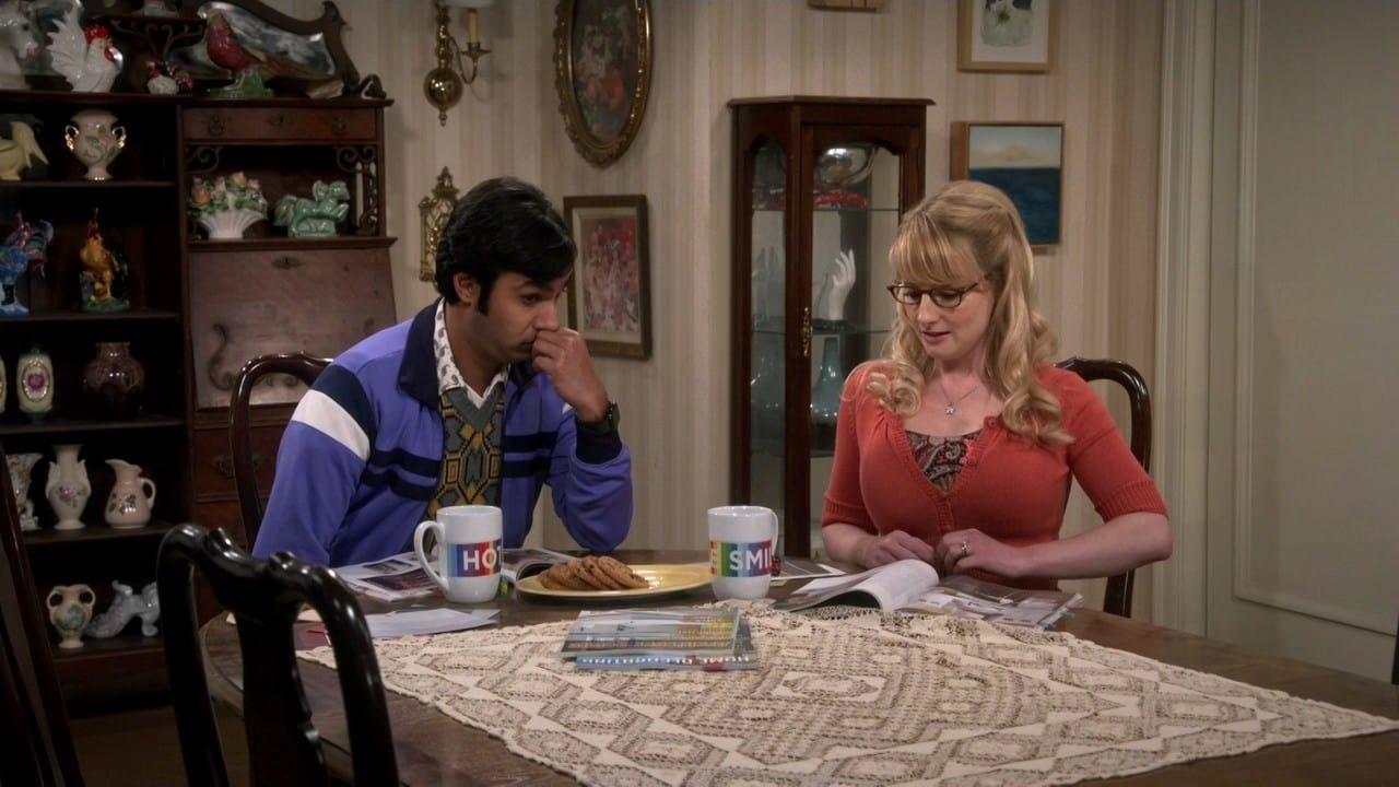 The Big Bang Theory Season 9 :Episode 7  The Spock Resonance