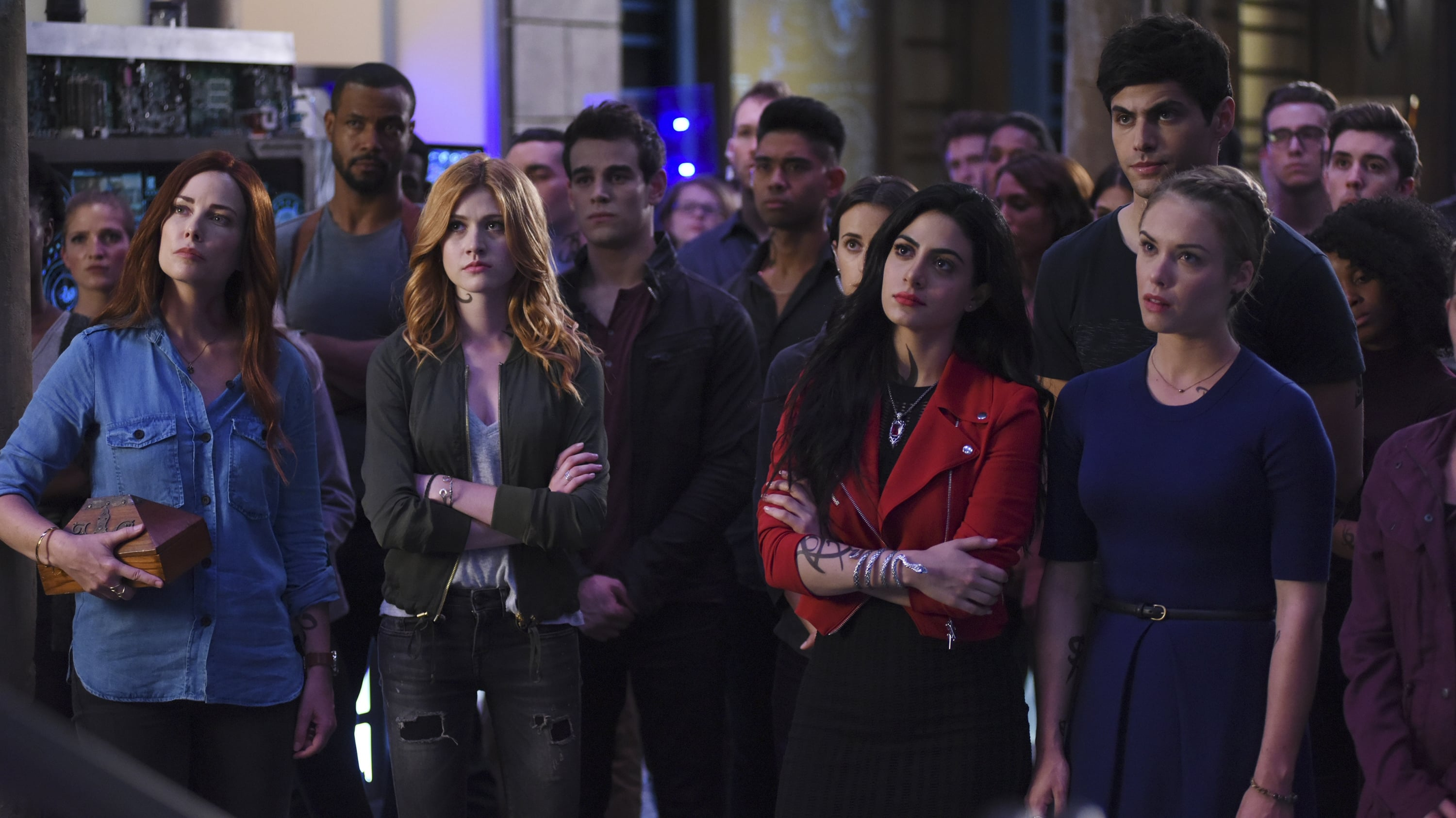 Shadowhunters - Season 2 Episode 1 : This Guilty Blood