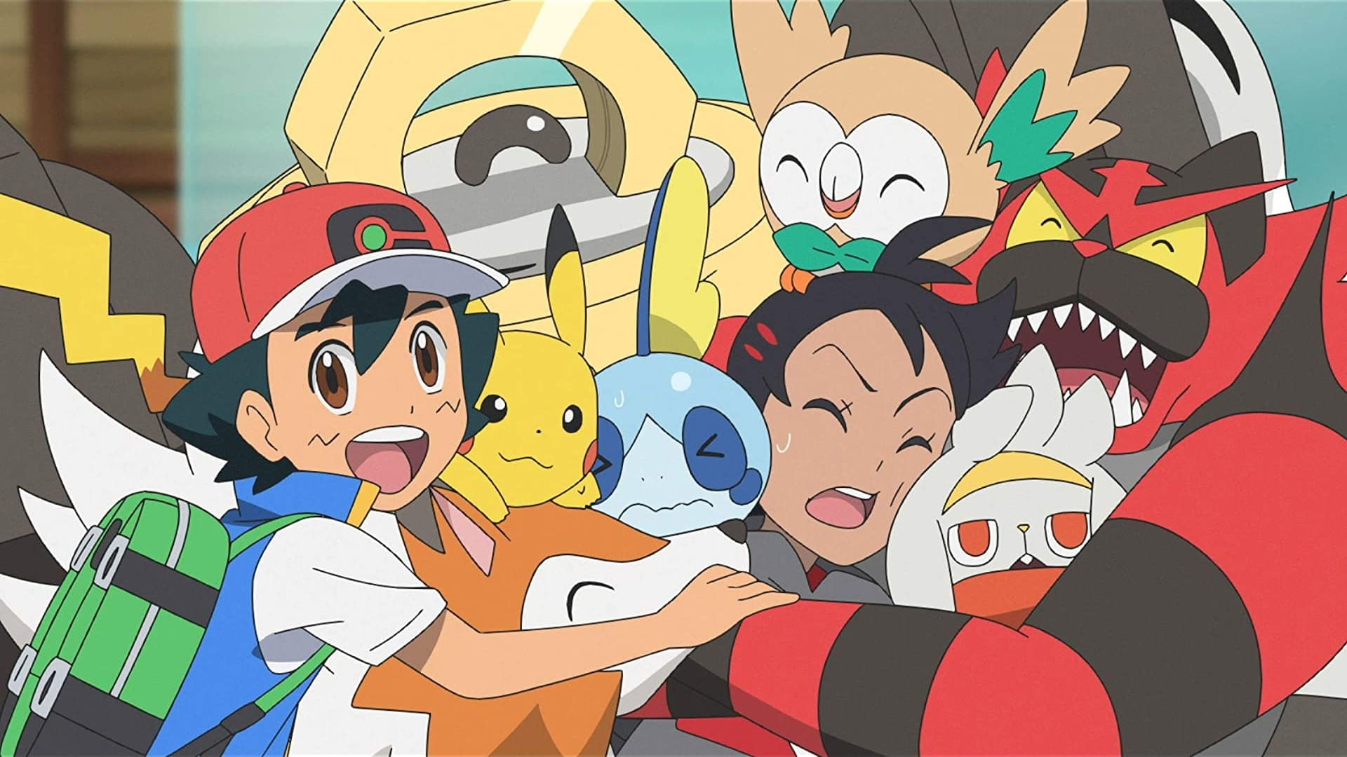 Pokémon Season 23 :Episode 37  I'm Back, Nice to Meet You, Alola!