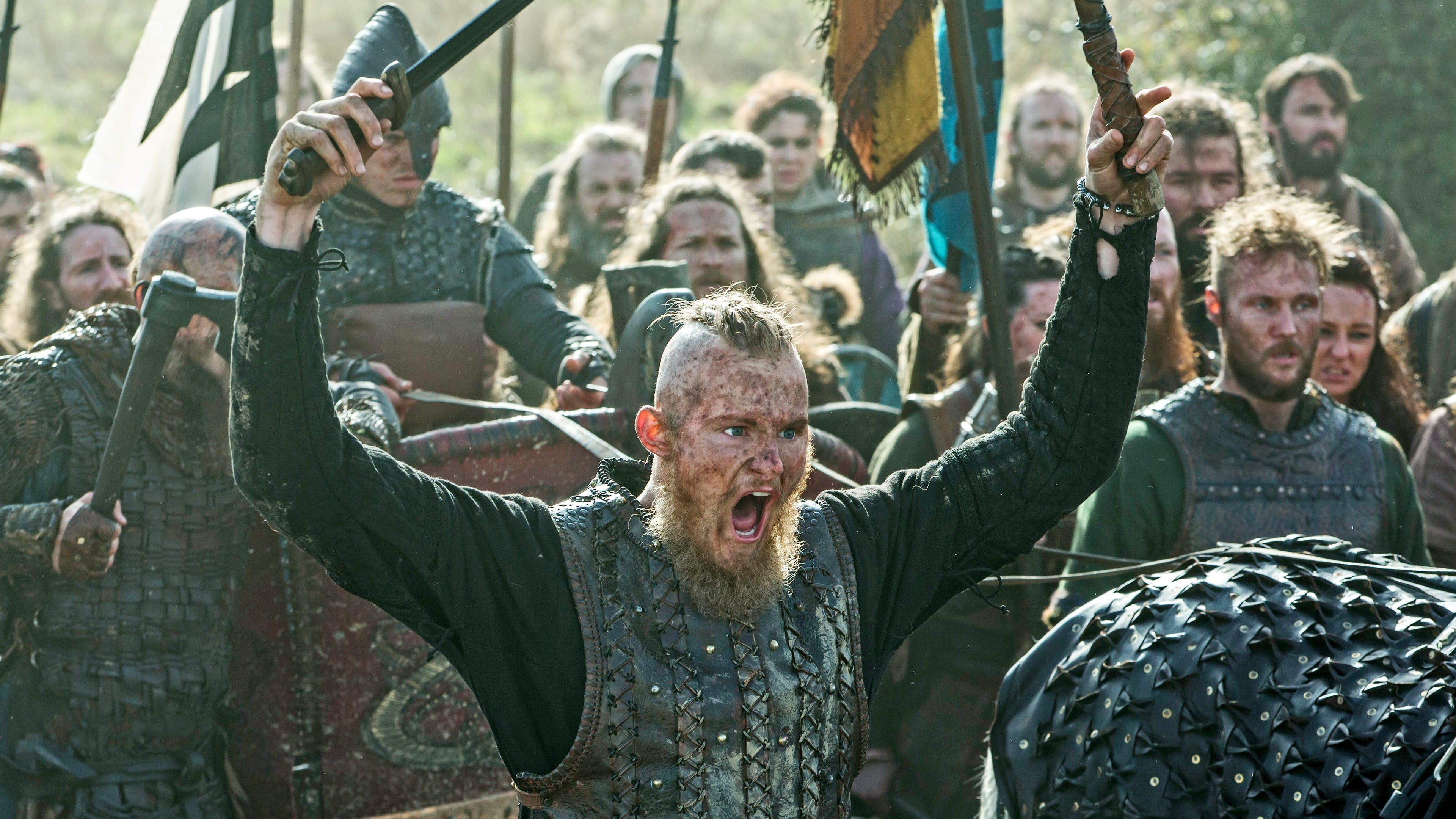 Vikings - Season 4 Episode 19 : On the Eve