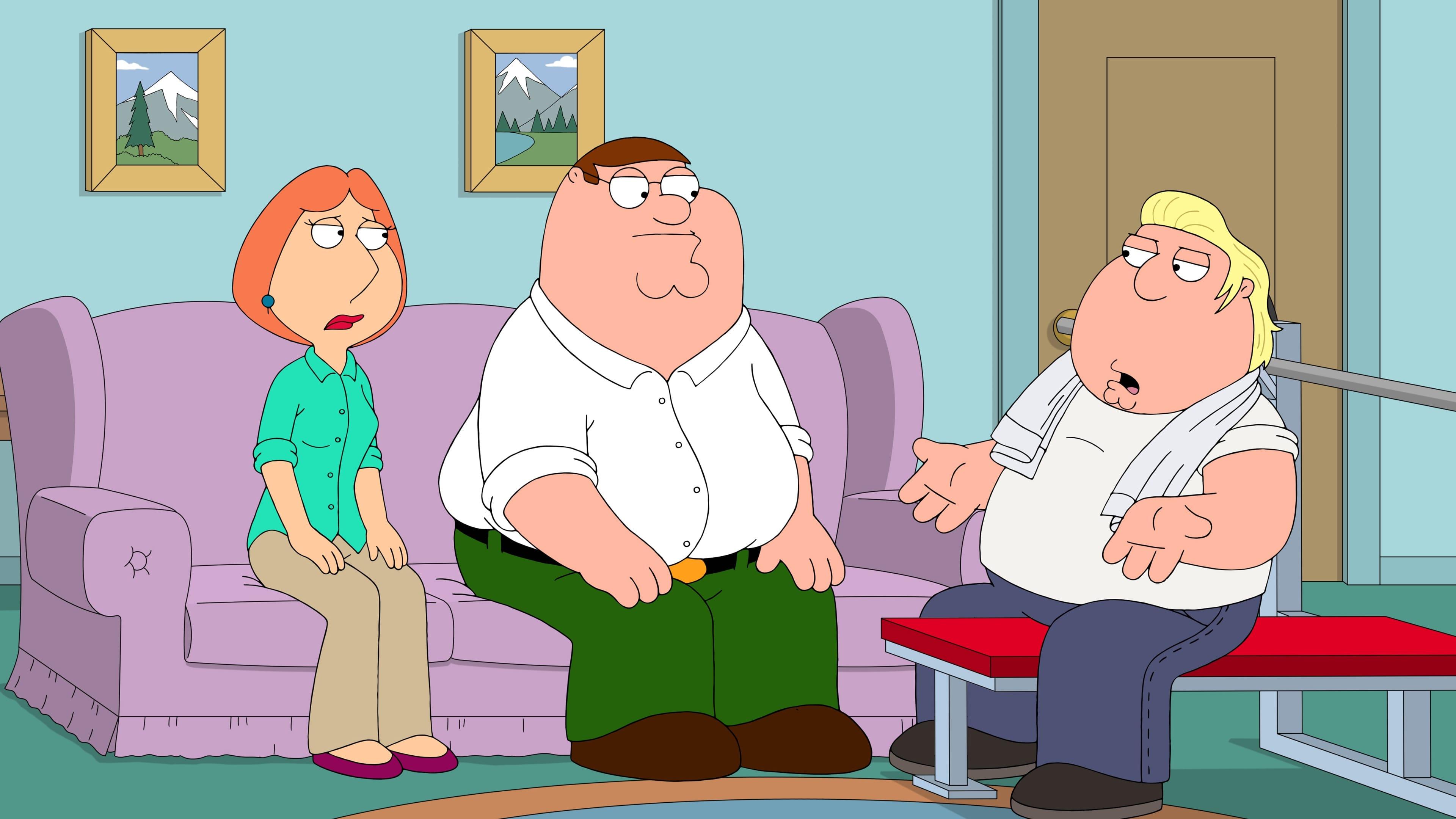Family Guy - Season 17 Episode 6 : Stand By Meg