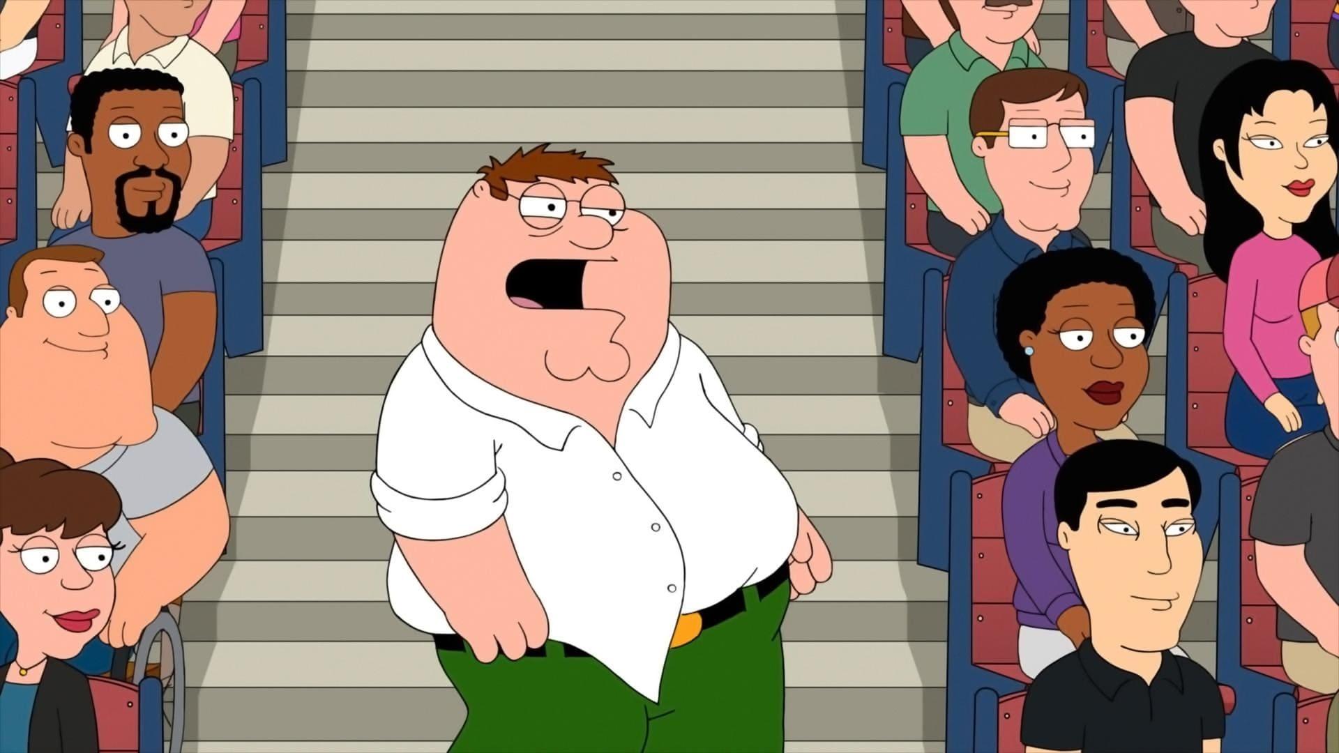 Family Guy Season 17 :Episode 13  Trans-Fat