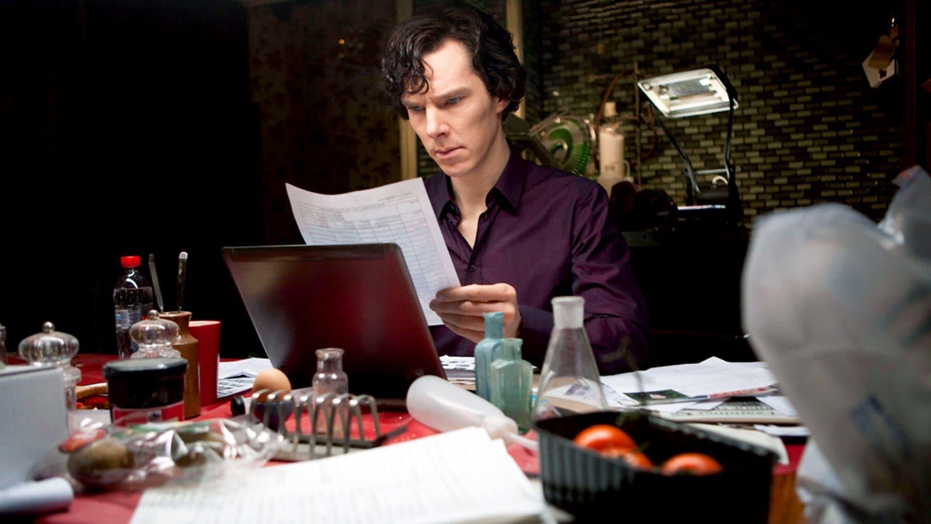 Sherlock Season 1 :Episode 3  The Great Game