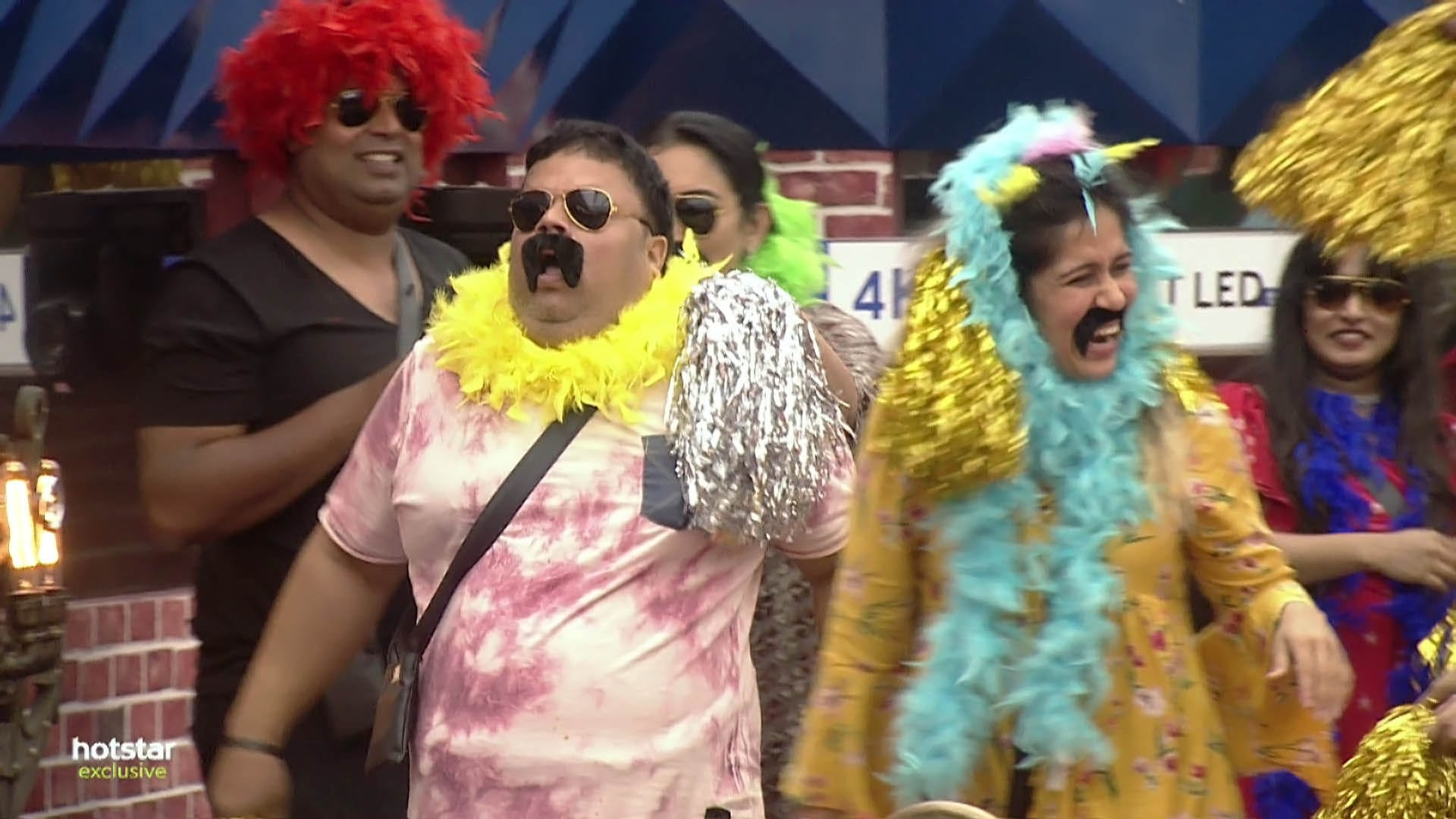 Bigg Boss Season 1 :Episode 3  Day 2 in the House