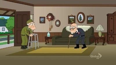 Family Guy Season 9 : German Guy