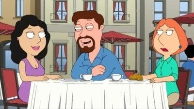 Family Guy Season 9 : Foreign Affairs