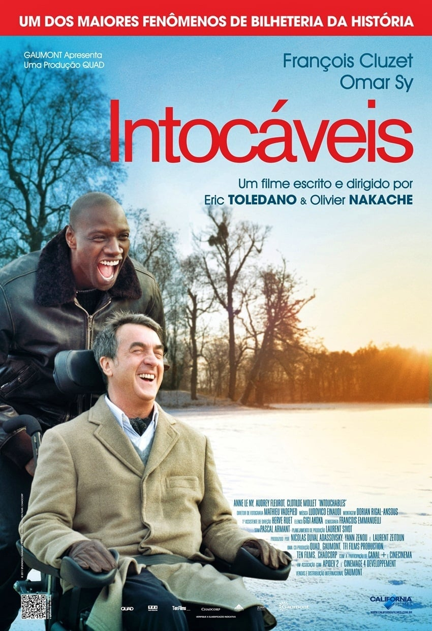 Watch Quasi amici - Intouchables Now!