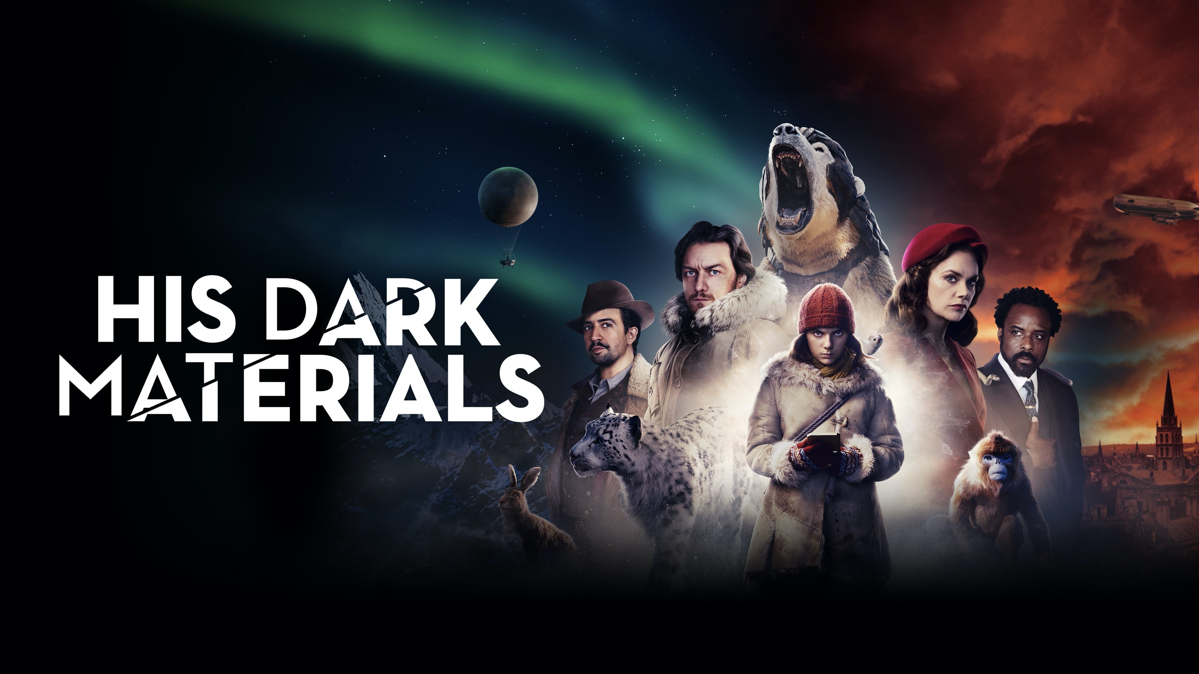 His Dark Materials - Season 1