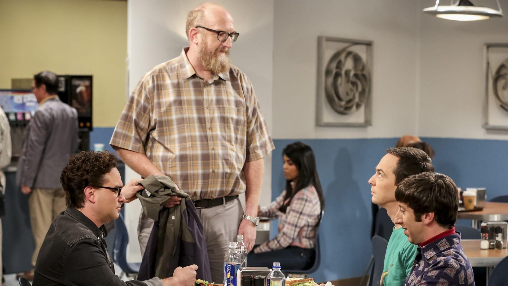 The Big Bang Theory Season 11 : The Geology Methodology