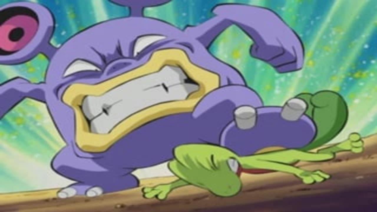 Pokémon Season 7 :Episode 26  Exploud and Clear