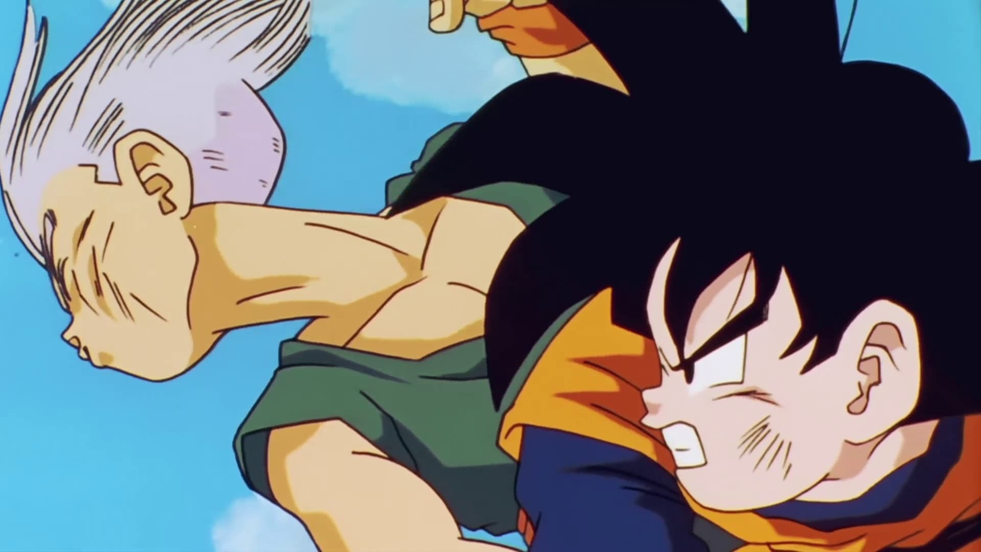 Dragon Ball Z Kai Season 5 :Episode 5  Everyone is Surprised! Goten and Trunks' Super Battle!