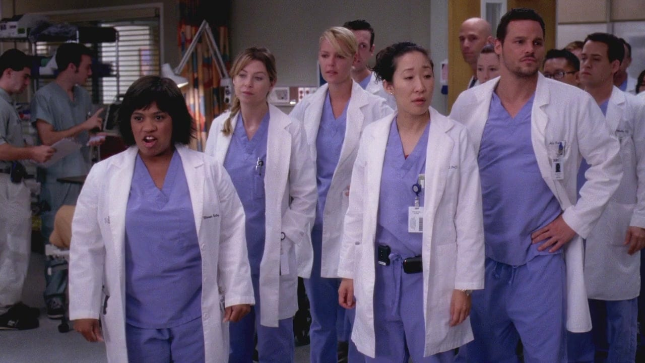Grey's Anatomy Season 5 :Episode 5  There's No 'I' in Team