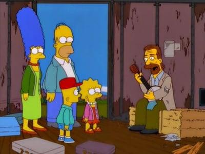 Die Simpsons Season 12 :Episode 21  Drei unglaubliche Geschichten