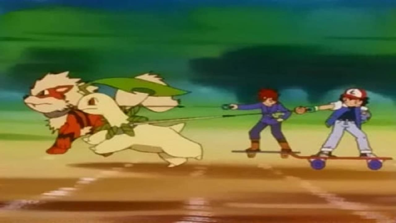 Pokémon Season 5 :Episode 19  Extreme Pokémon!