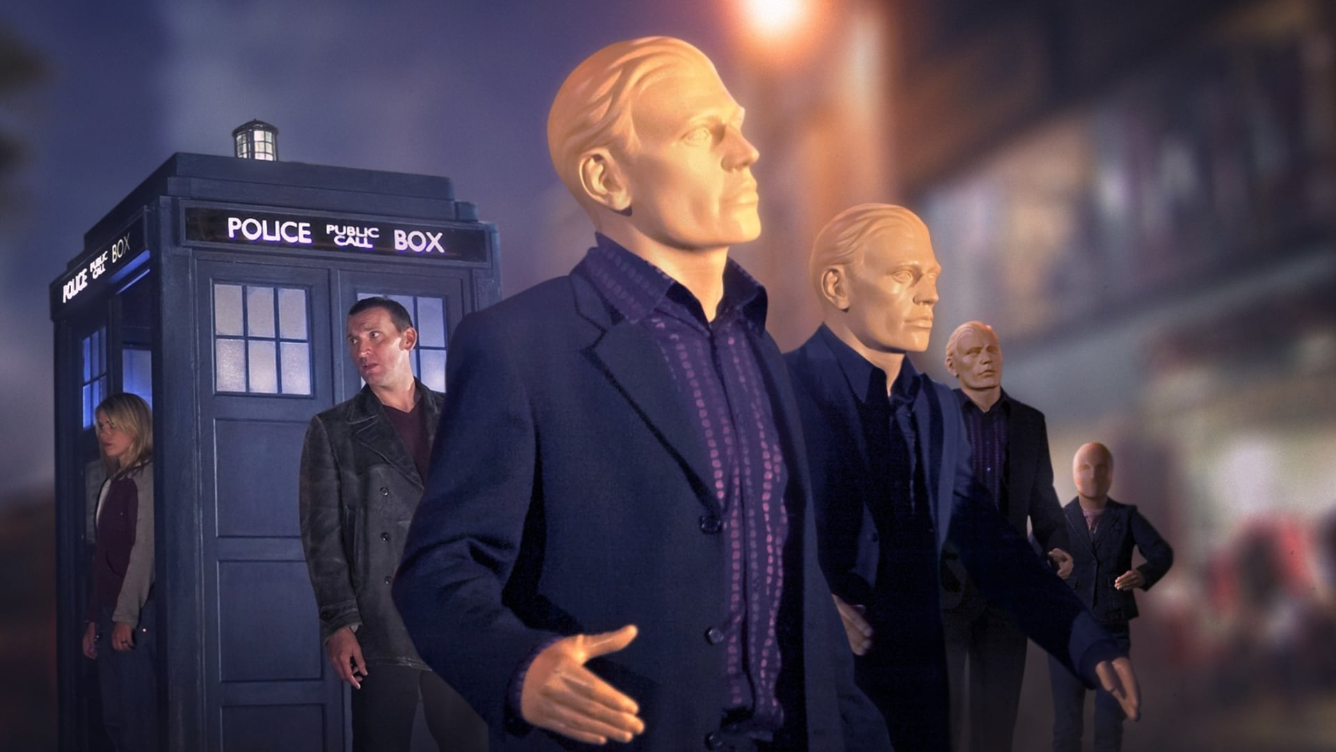 Doctor Who - Season 0 Episode 134 : Doctor Who Extra: Time Heist