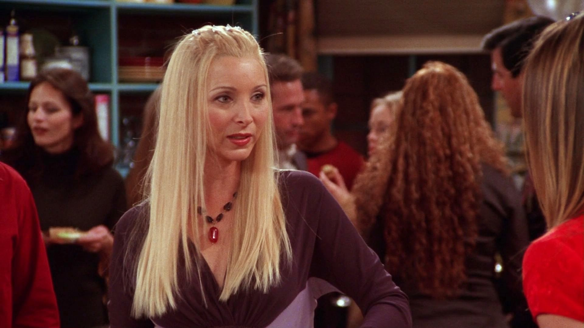 Friends Season 9 :Episode 12  The One with Phoebe's Rats