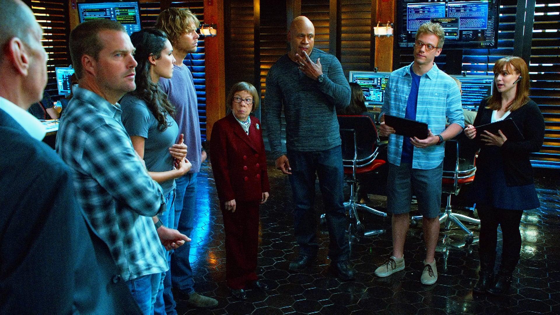NCIS: Los Angeles Season 6 :Episode 5  Black Budget