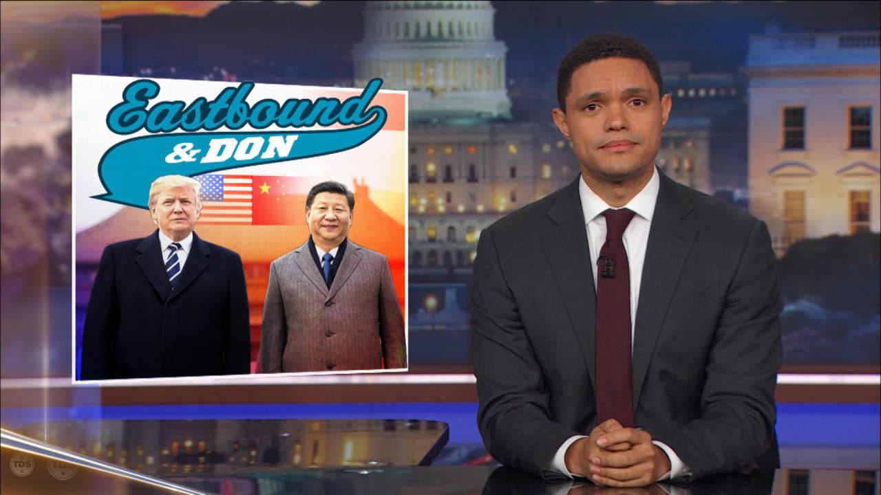 The Daily Show with Trevor Noah Season 23 :Episode 20  Van Jones