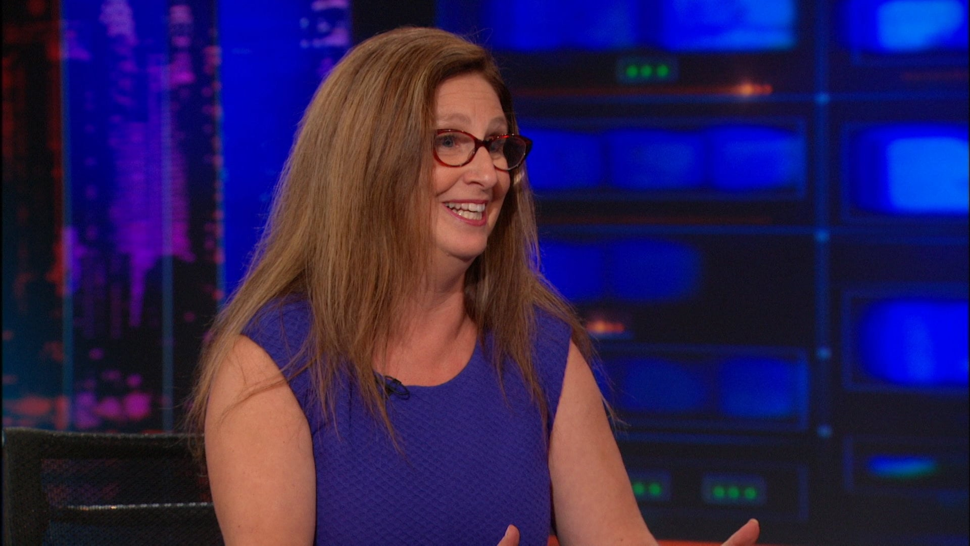 The Daily Show with Trevor Noah Season 19 :Episode 127  Dahlia Lithwick