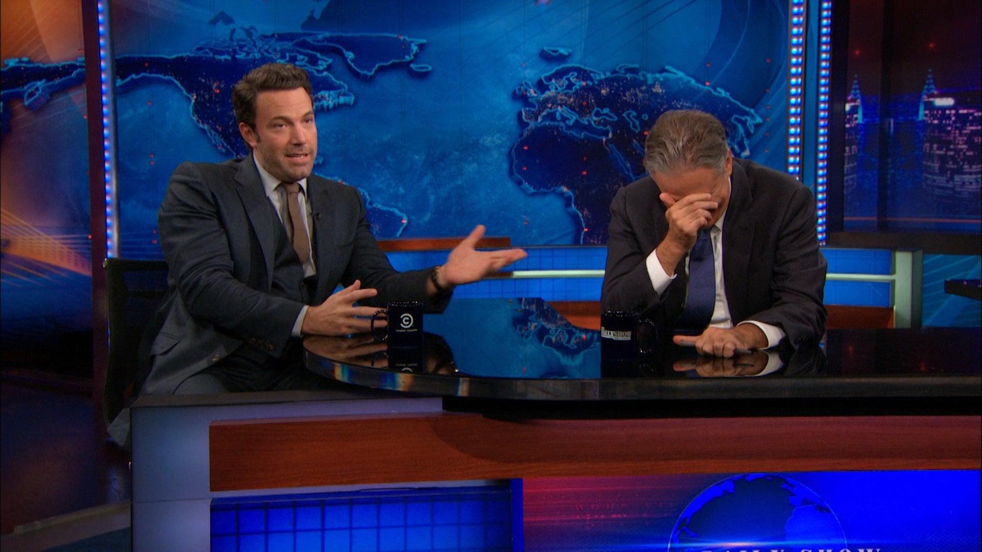 The Daily Show with Trevor Noah Season 20 :Episode 2  Ben Affleck