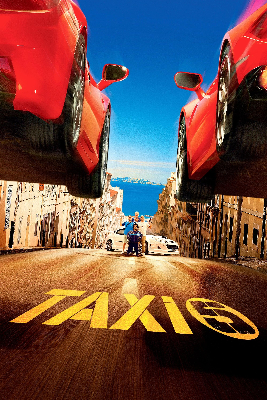 Póster Taxi 5