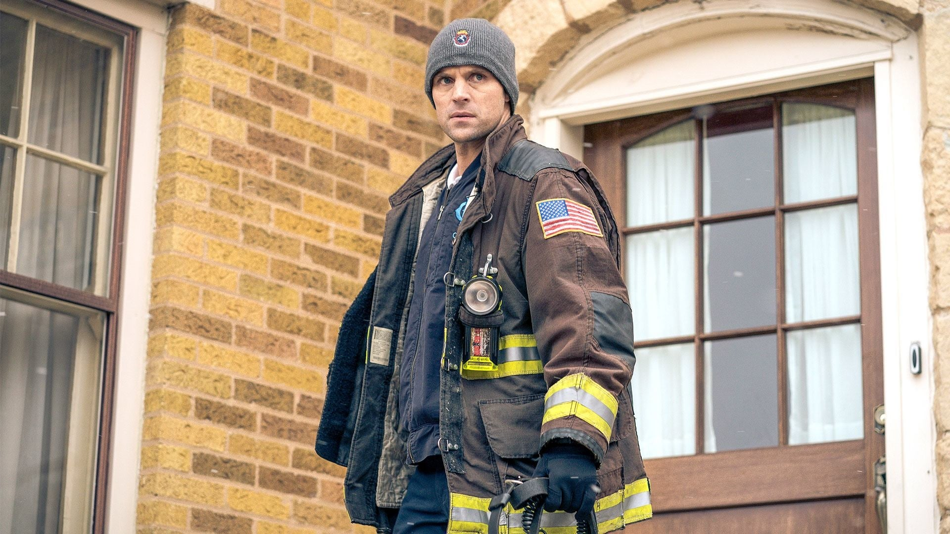 Chicago Fire Season 6 :Episode 14  Gegenwehr