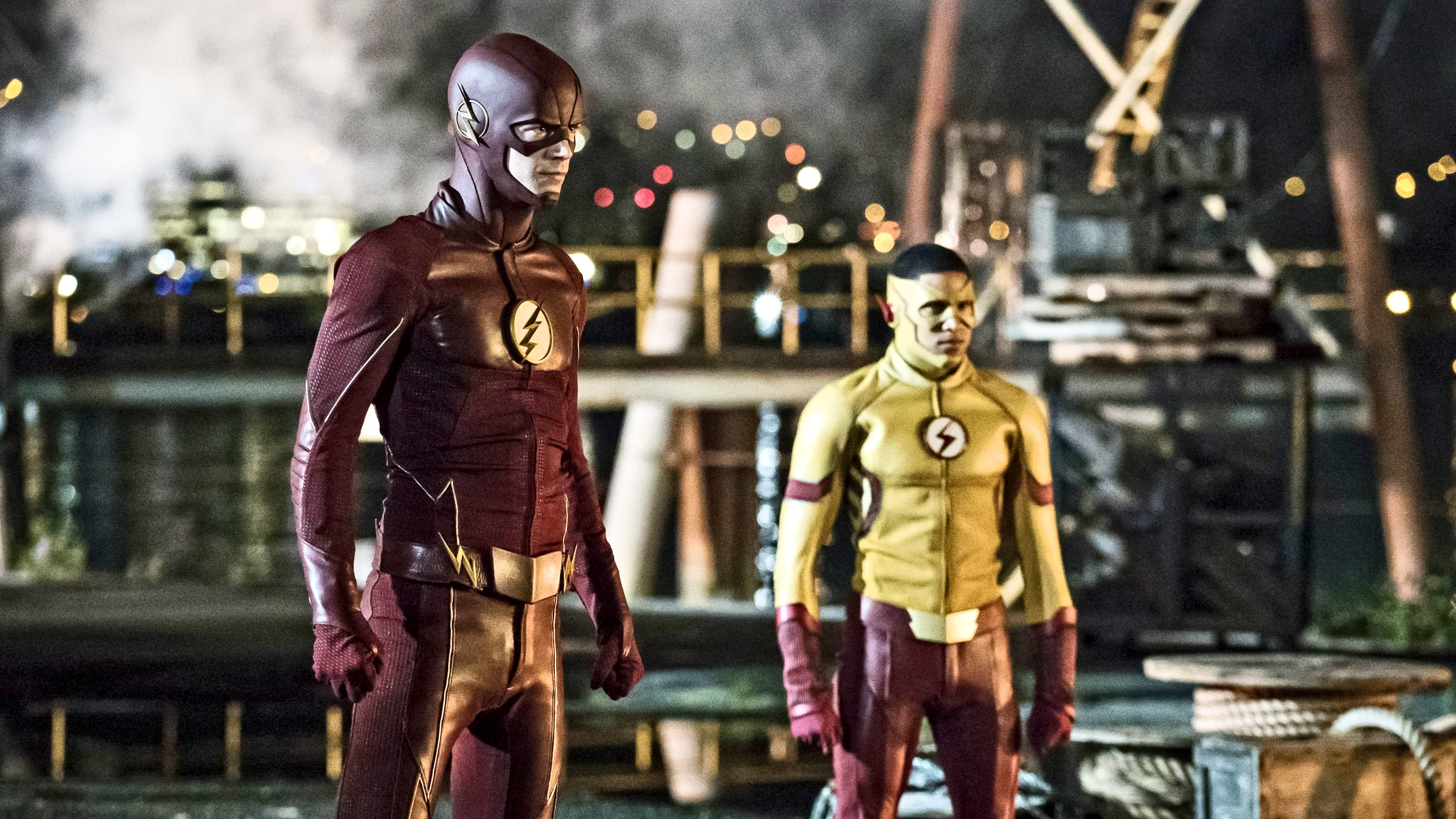 The Flash Season 3 :Episode 1  Flashpoint