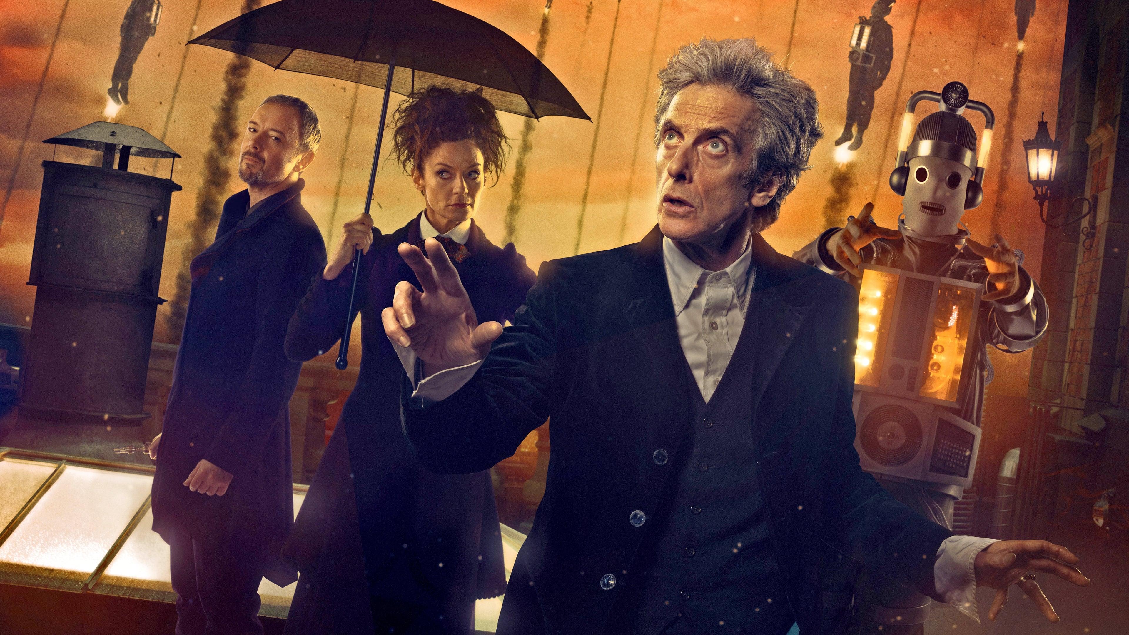 Doctor Who Season 10 :Episode 12  Der Doktor fällt