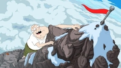 American Dad! Season 8 :Episode 11  Old Stan in the Mountain