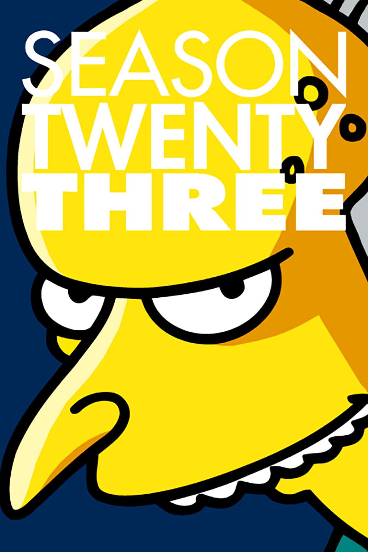 Die Simpsons Season 23