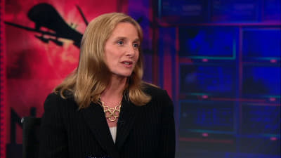 The Daily Show with Trevor Noah Season 18 :Episode 49  Missy Cummings