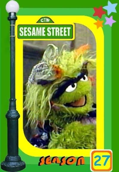 Sesame Street Season 27