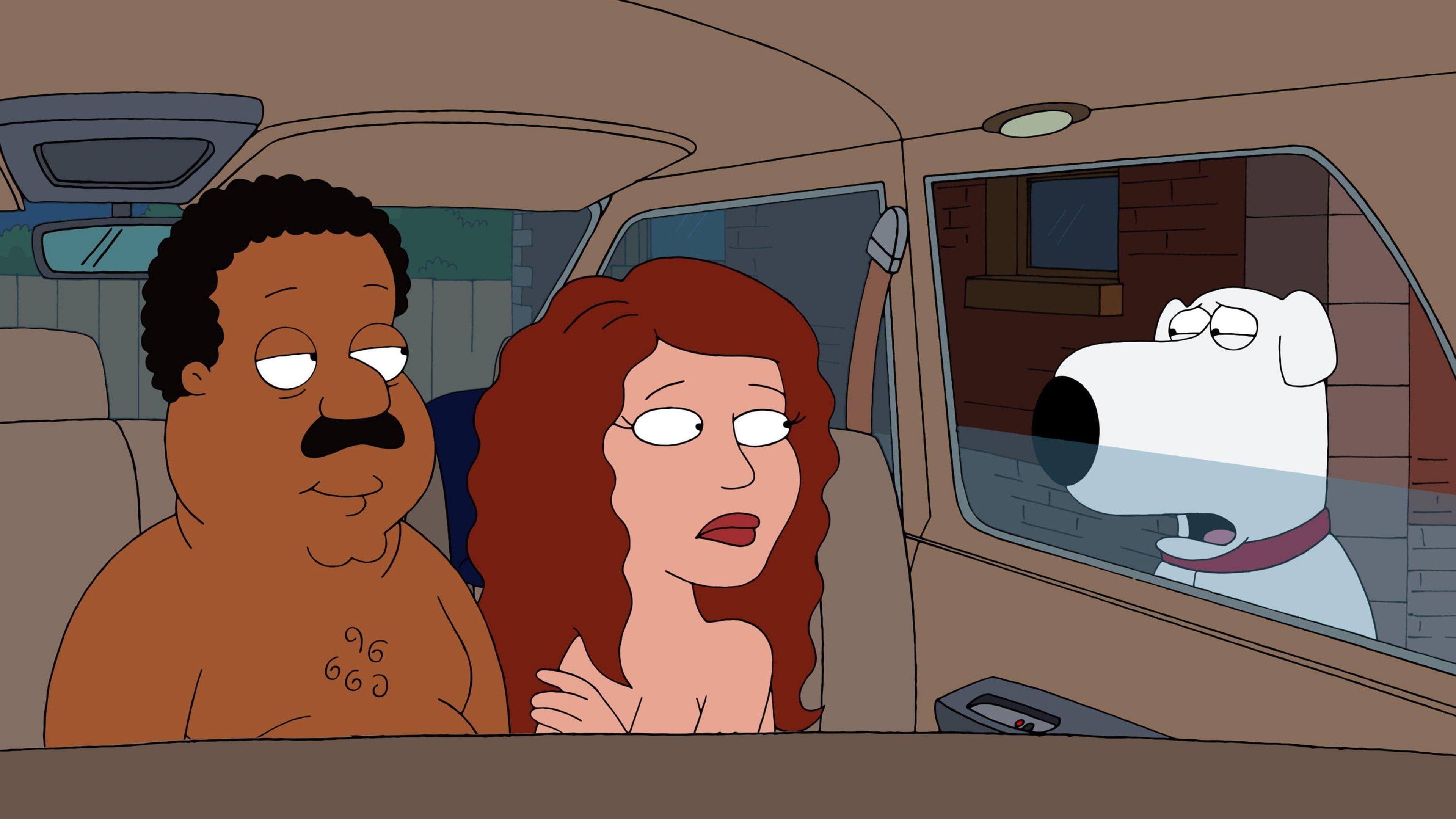 Family Guy Season 7 :Episode 1  Love Blactually