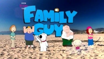 Family Guy Season 0 :Episode 10  BBC - The Story So Far