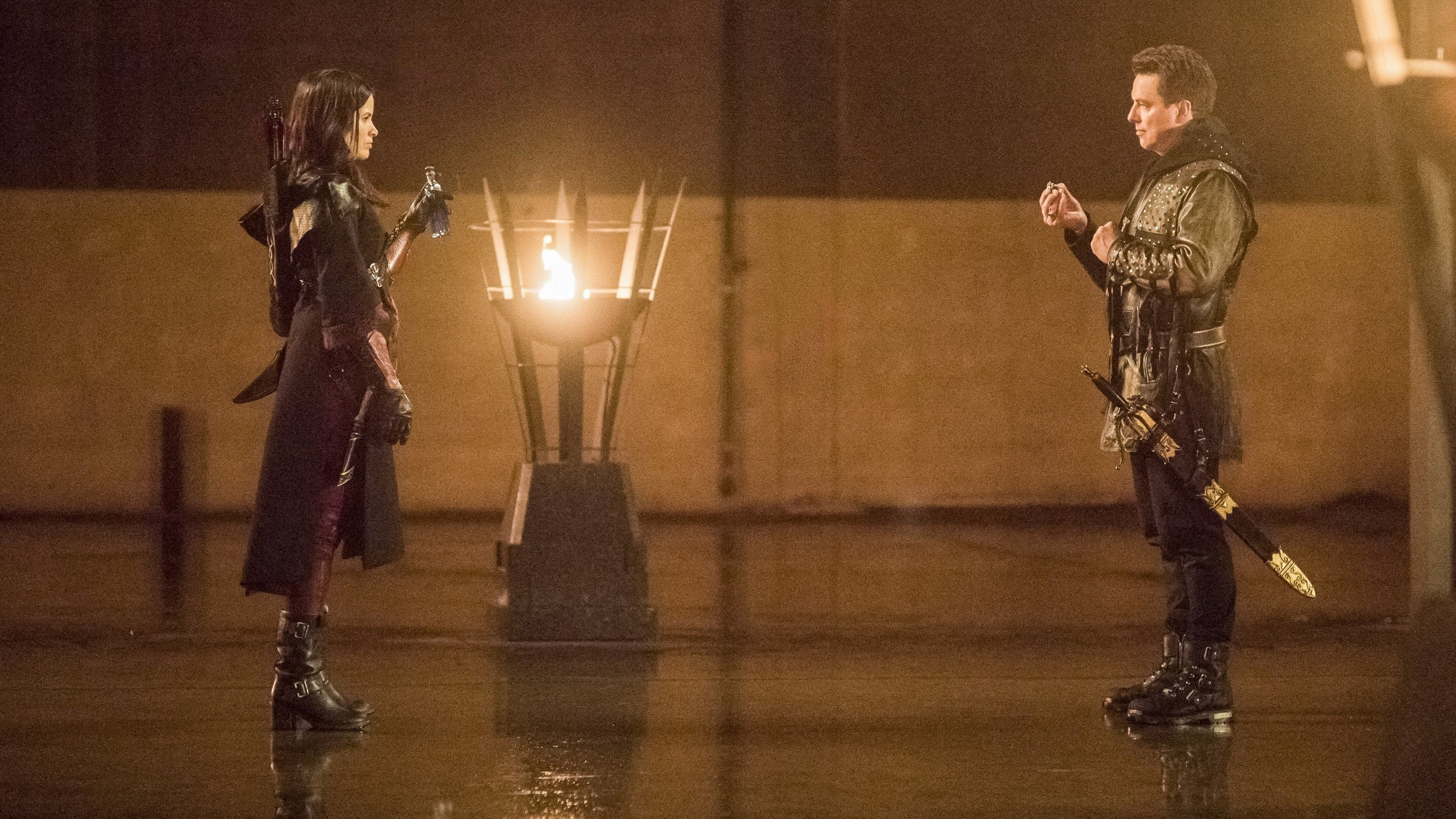 Arrow Season 4 :Episode 13  Die Sünden der Väter