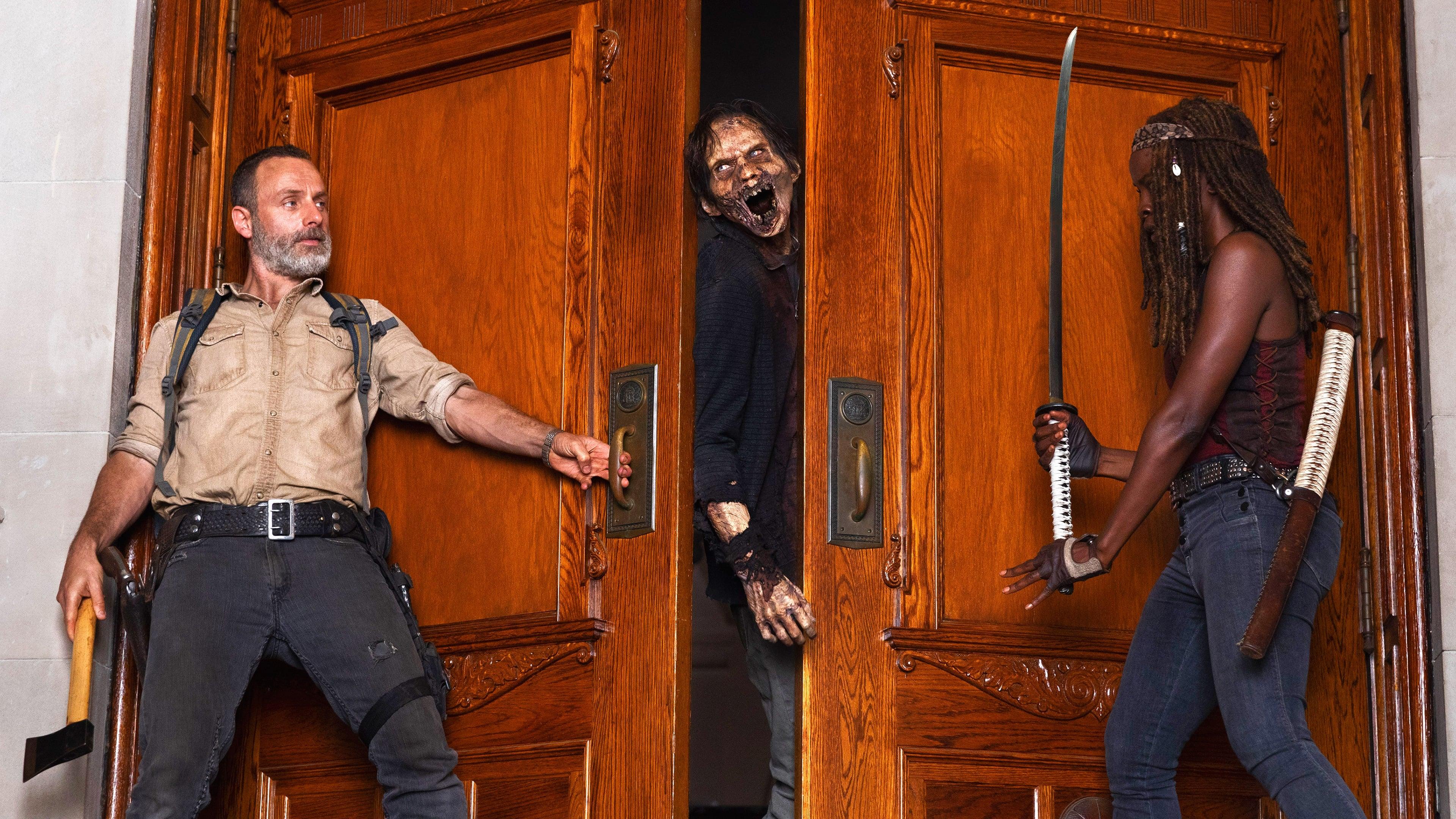 The Walking Dead - Season 9 Episode 1 : A New Beginning