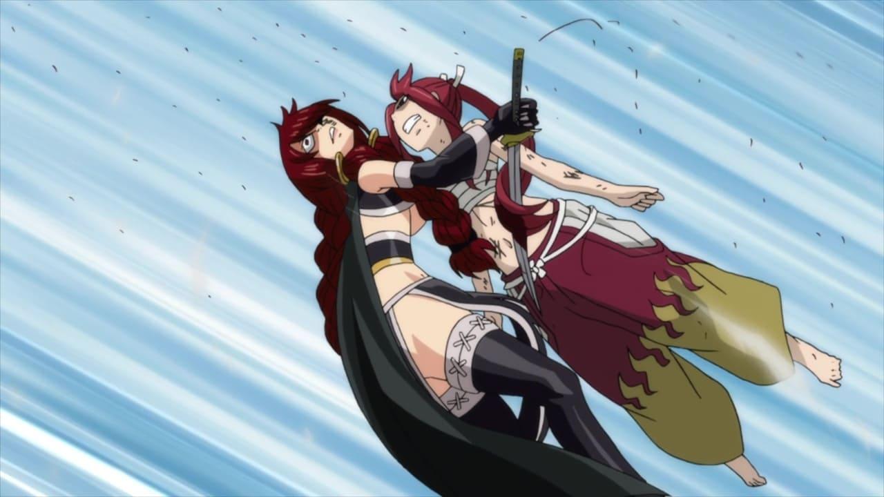 Fairy Tail Season 8 :Episode 38  Dragon or Demon