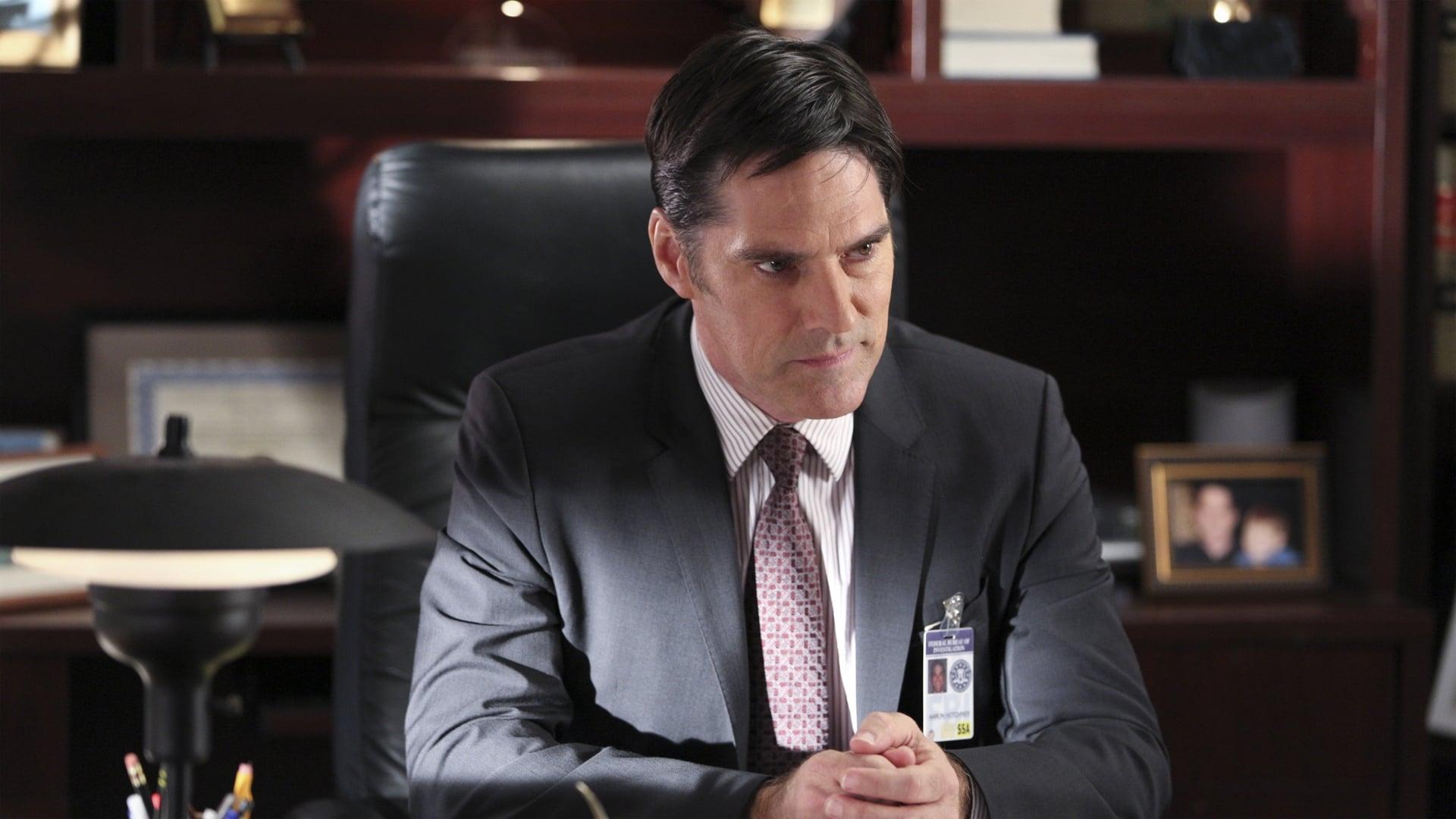 Criminal Minds Season 11 :Episode 1  The Job