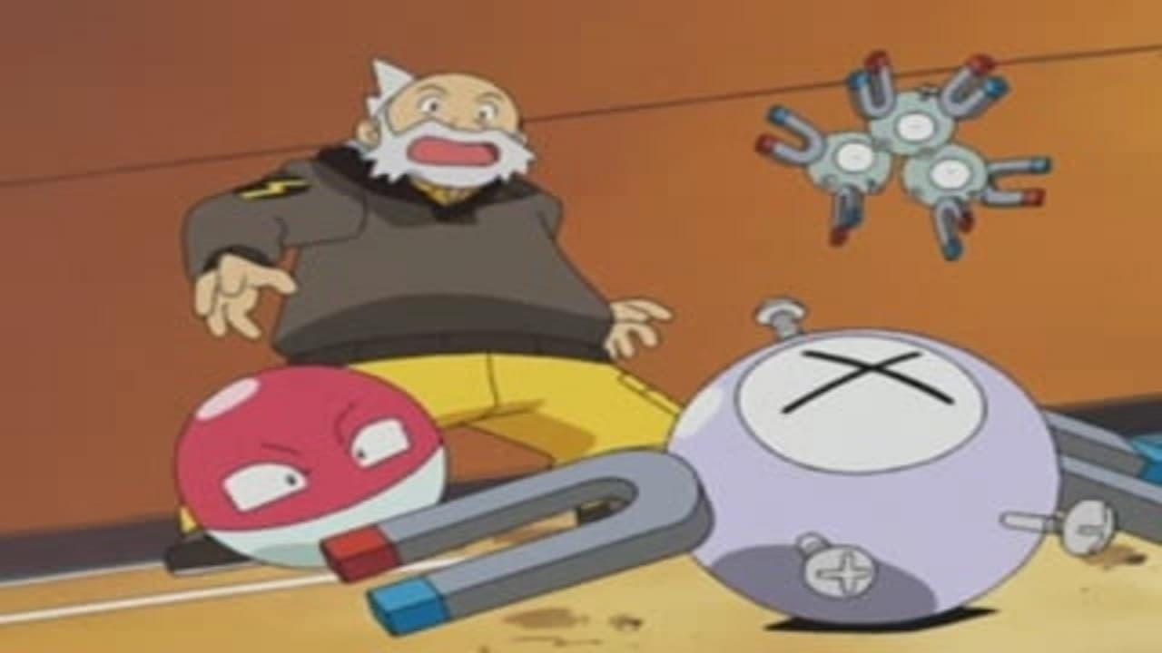 Pokémon Season 6 :Episode 40  Watt's with Wattson