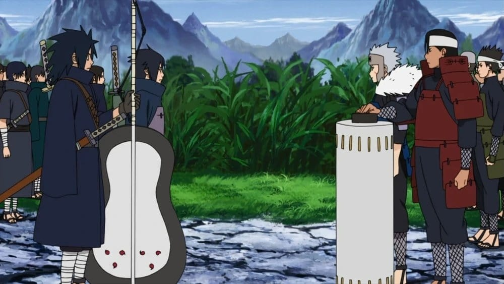 Naruto Shippūden Season 17 :Episode 368  The Era of Warring States