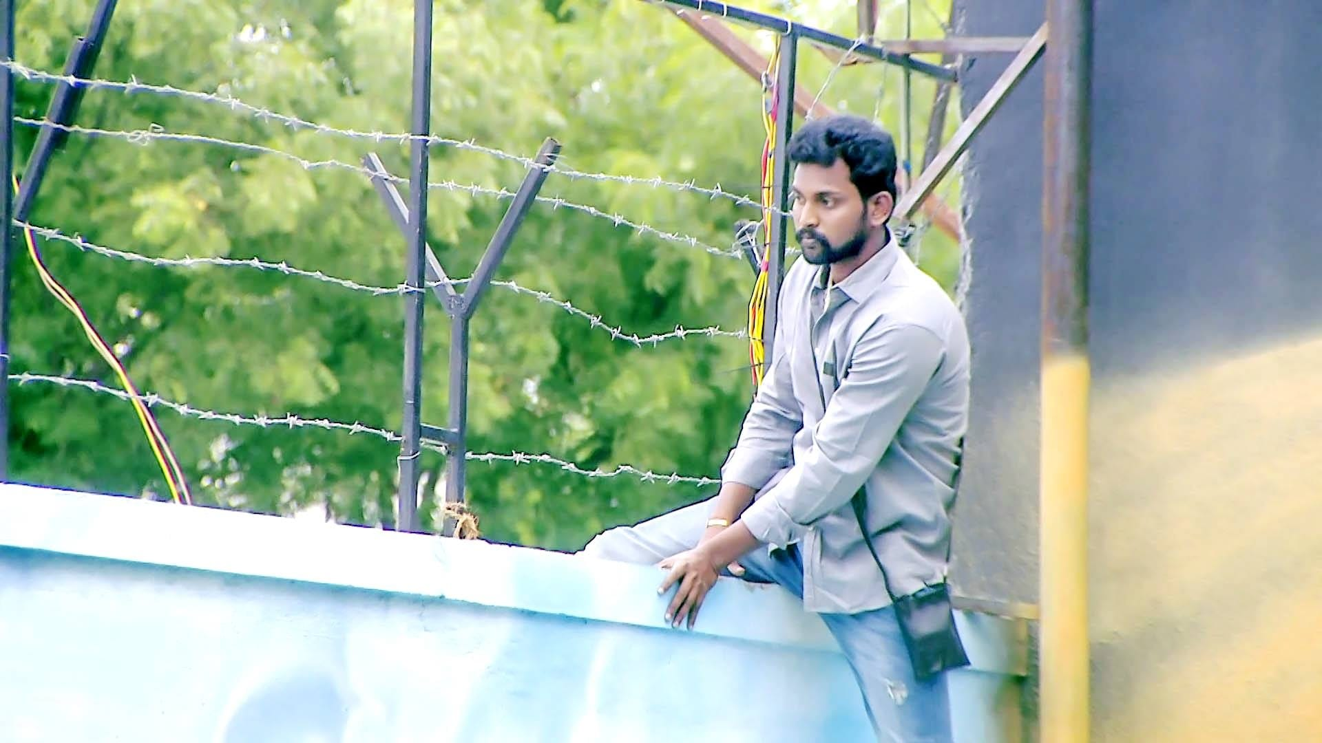 Bigg Boss Season 1 :Episode 16  Day 15: Bharani's Dramatic Escape Attempt