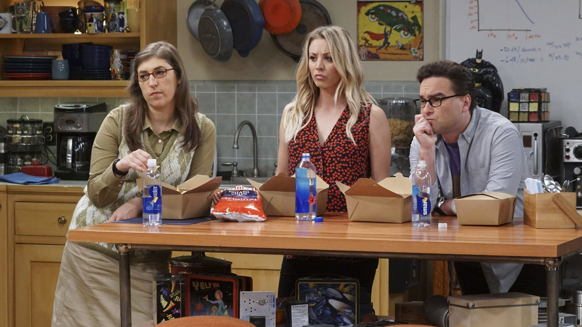 The Big Bang Theory Season 10 : The Geology Elevation