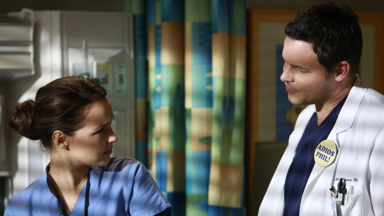 Grey's Anatomy Season 9 :Episode 16  Darum kämpfen wir