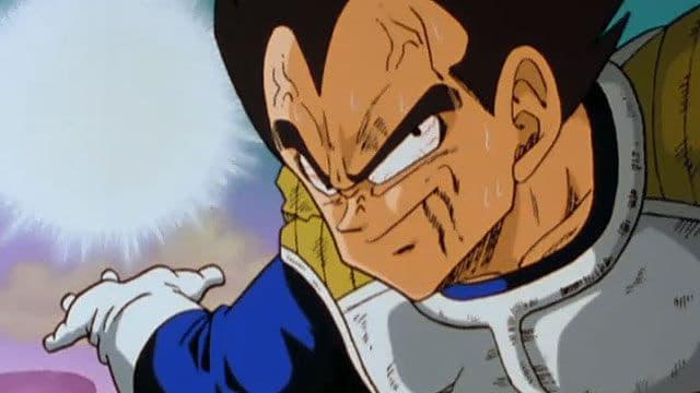 Dragon Ball Z Kai Season 1 :Episode 14  An All-Out Kamehame-Ha! Vegeta's Terrible Transformation!