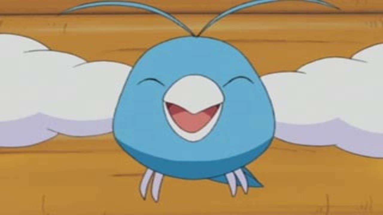 Pokémon Season 7 :Episode 24  True Blue Swablu