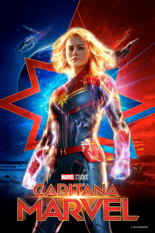 Imagen 1 Captain Marvel